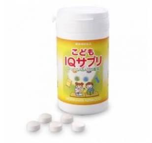 Детские витамины для повышения IQ
