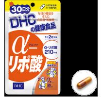 DHC Альфа-липоевая кислота на 30 дней