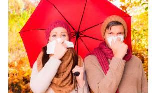 Укрепляем иммунитет перед сезоном простуд.