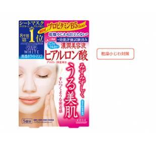 Kose Маска для лица с гиалуроновой кислотой