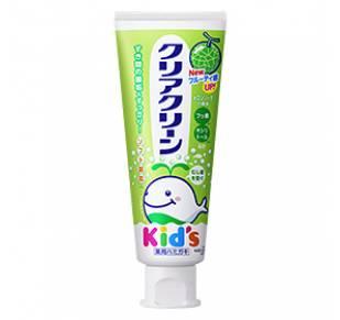Детская зубная паста дыня