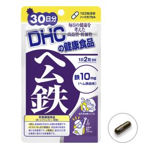 DHC Железо