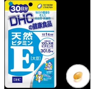 DHC Натуральный витамин Е