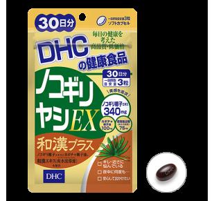 DHC Экстракт пальмы Сереноа + восточные травы