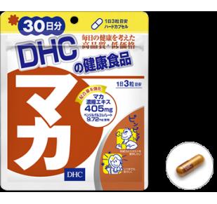 DHC Мака для здоровья и бодрости