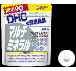 DHC Мультиминералы на 90 дней