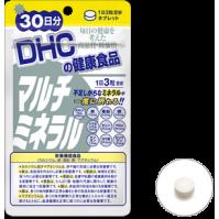 DHC Мультиминералы на 30 дней