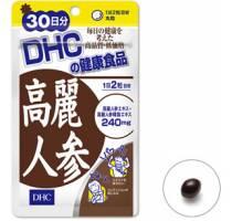 DHC Экстракт корня Женьшеня