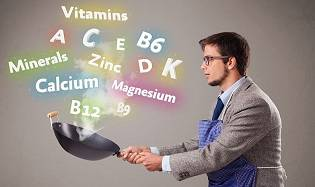 Японские витамины для мужчин - что нужно для мужского здоровья