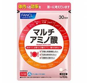 FANCL Аминокислоты
