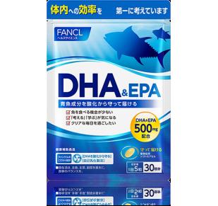 FANCL жирные кислоты DHA и EPA