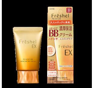 BB Крем Kanebo Freshel EX для зрелой кожи