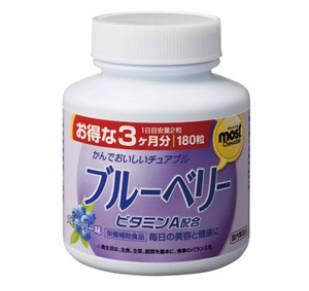 MOST Черника в жевательных таблетках