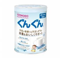 WAKODO Молочная смесь ГунГун 9-36 мес 830 грамм